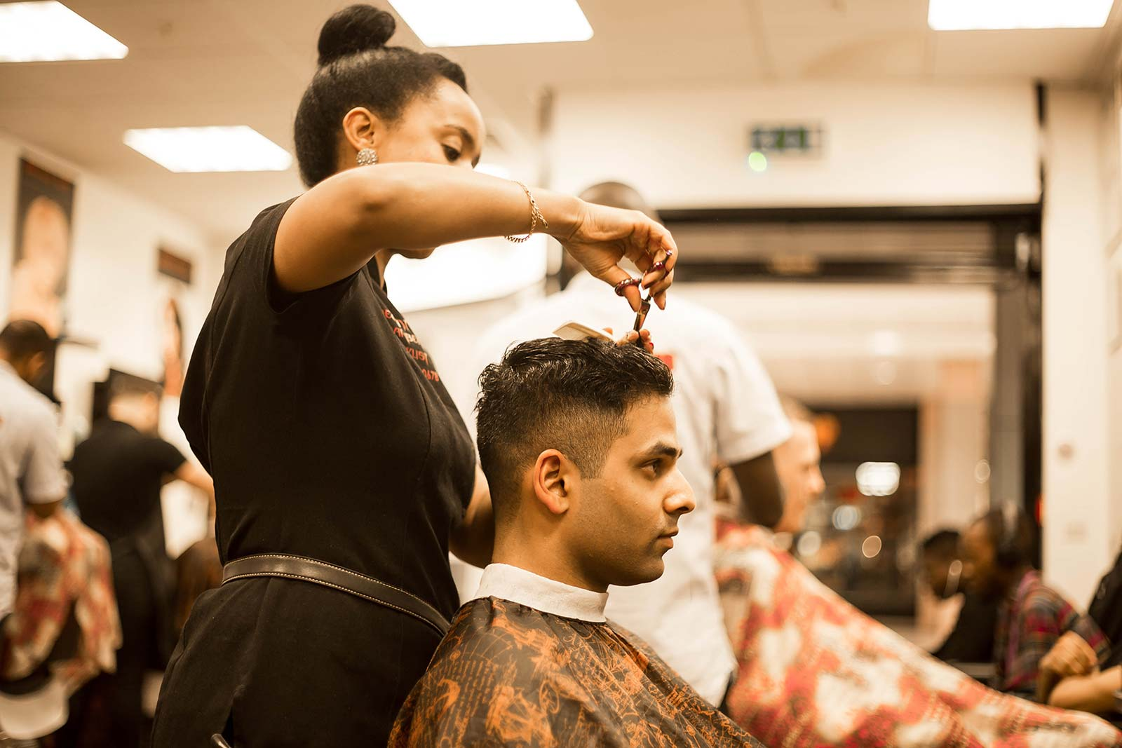 Barbering Academy Is Shaping Up!