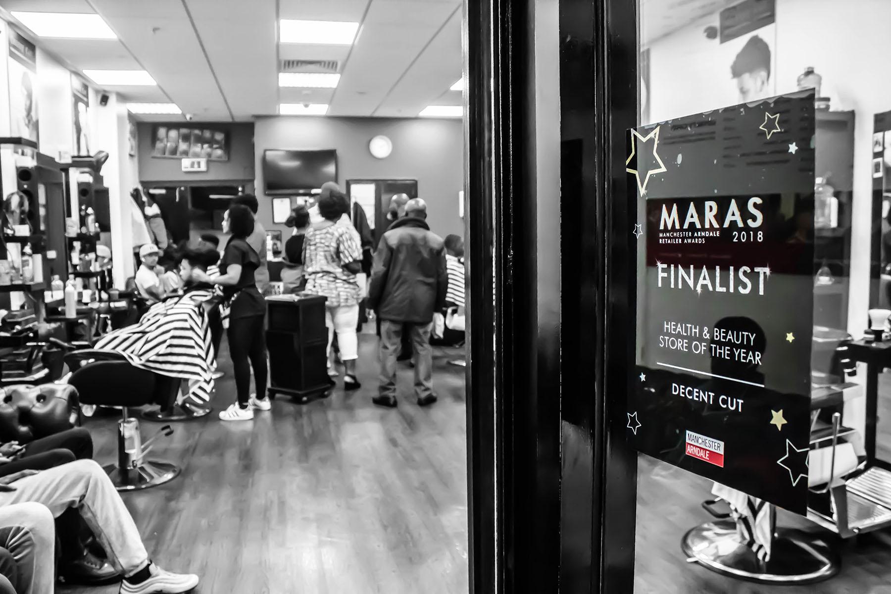 MARAS (Manchester Arndale Retail Awards) 2018